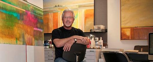 Doug Smith photo in studio