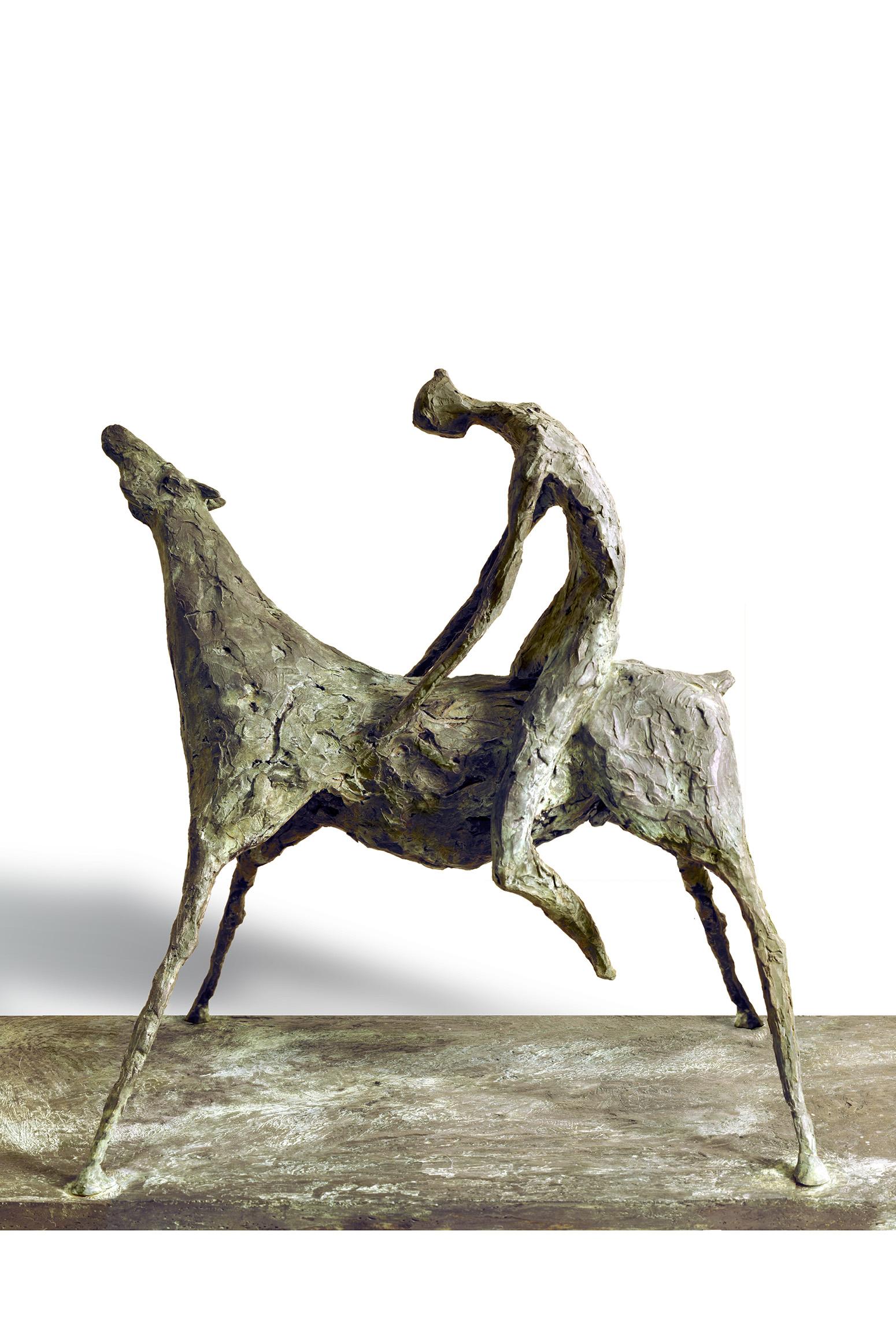 hansen_Riding Marinos Horse 16x22x11