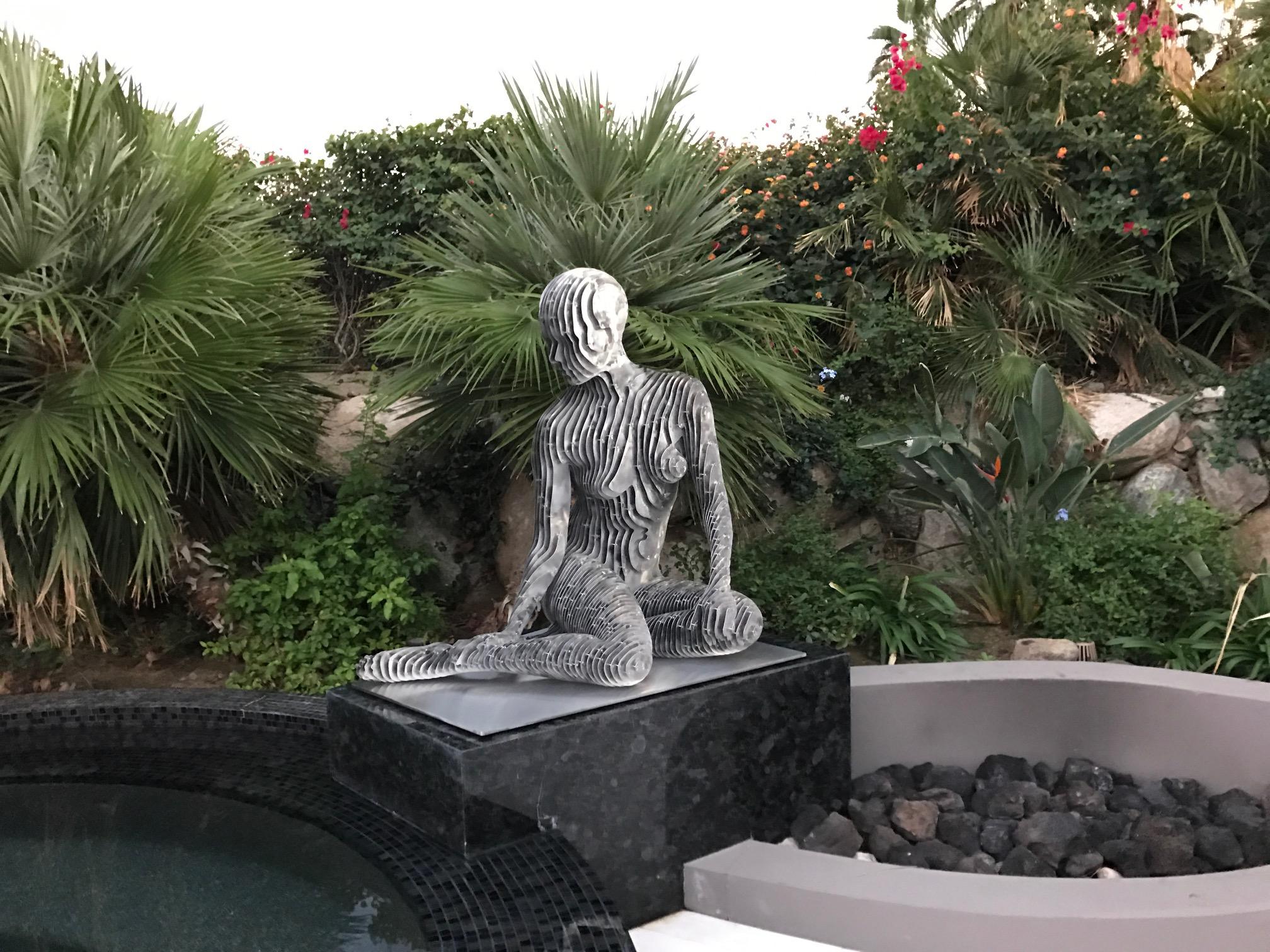 Mermaid installed 2